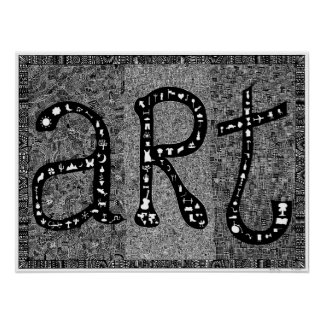 For Art's Sake Poster