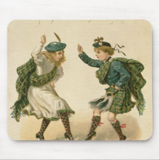 For Auld Lang Syne - A Right Merry Christmas' Mouse Pad
