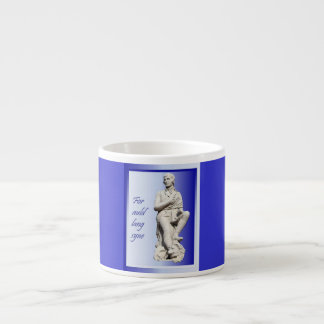 For Auld Lang Syne Espresso Cup
