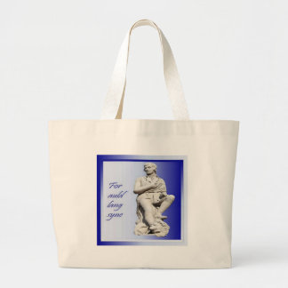 For Auld Lang Syne Large Tote Bag