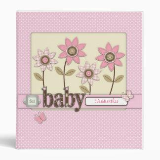 For Baby Girl 1.0 Binder