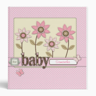 For Baby Girl 1.5 Binder