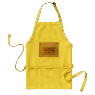 For Blondes Only Adult Apron