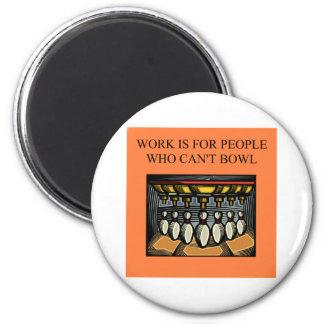 for bowking fanatics magnet