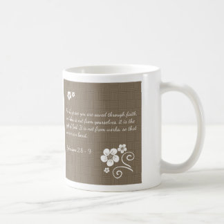 For By Grace You Are Saved Coffee Mug