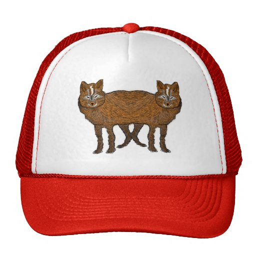 for CAP foxes Mesh Hat
