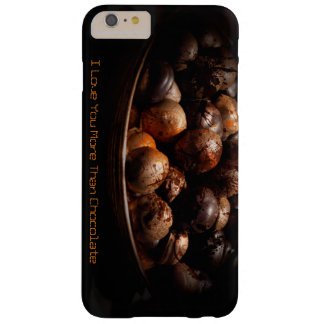 For Chocolate Lovers iphone 6 Barely There Cases