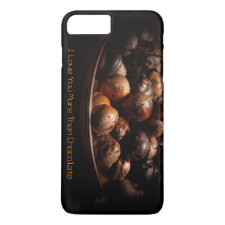 For Chocolate Lovers iPhone 7 Barely There Cases