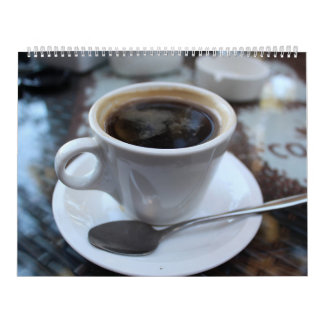 For Coffee Lovers Calendar