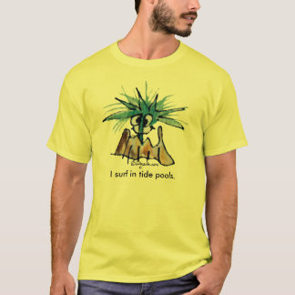 For Dad: Funny Cartoon Barnacle T-Shirt