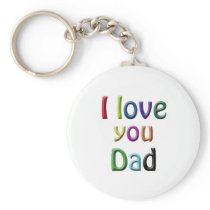 For Dad Keychain