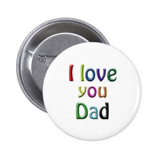 For Dad Pinback Button