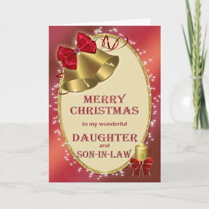 The Best Christmas Wishes For Daughter And Son-In-Law