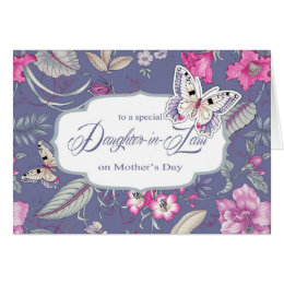 Mother in law greeting gifts on zazzle for daughter in law on mothers day greeting m4hsunfo