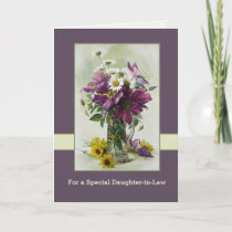 For Daughter-in-Law on Mother's Day Greeting Cards