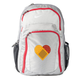 For Doctors and Nurses. Medical Heart. Nike Backpack