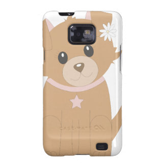 For Dog Girls Galaxy S2 Case