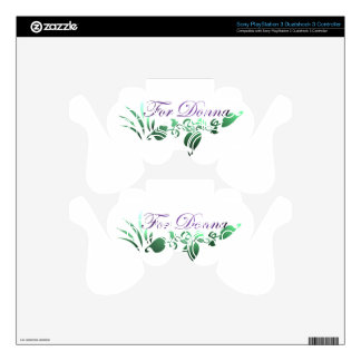 For Donna PS3 Controller Skin