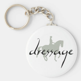For Dressage Lovers #2 Key Chain