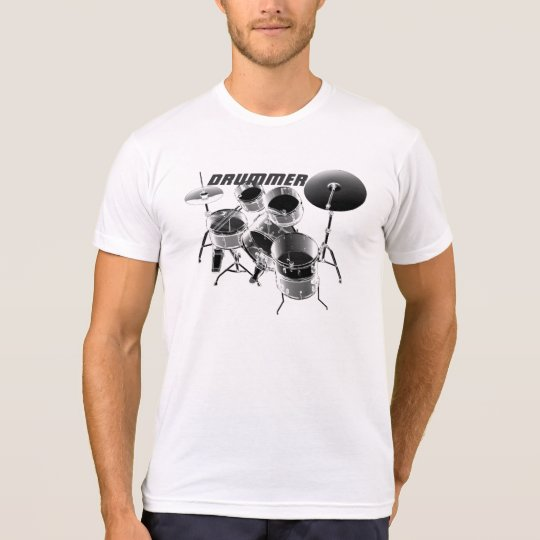 For Drummers | Personalized Gift T-Shirt