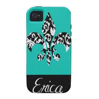For Erica iPhone 4 Case