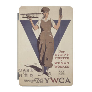 For Every Fighter a Woman Worker iPad Mini Cover