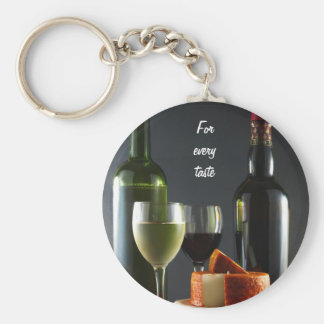 For Every Taste Keychain