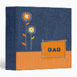 For Father on Father's Day Gift Binders