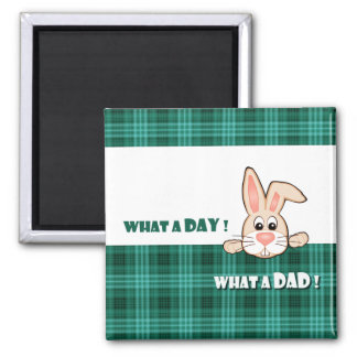 For Father on Father's Day Gift Magnets