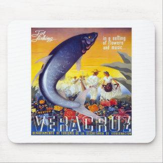 For Fishing Veracruz Mexico Mousepad