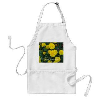 For floristas adult apron