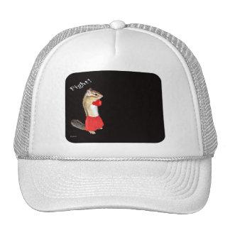 For For donationus use (fund-raising) Chipmunk pho Trucker Hats
