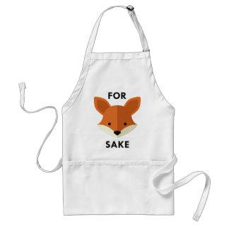 For Fox Sake Adult Apron