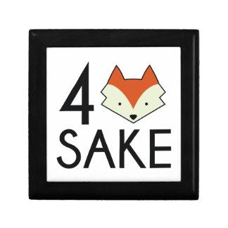 For Fox Sake Gift Box