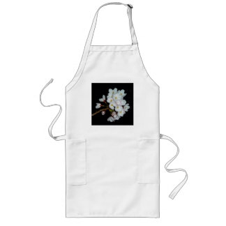 For fund-raising and Cherry blossoms, cherry tree Long Apron