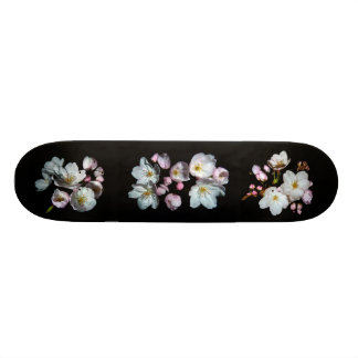 For fund-raising and Cherry blossoms, cherry tree Custom Skate Board