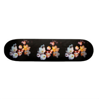 For fund-raising and Cherry blossoms, cherry tree Skateboard
