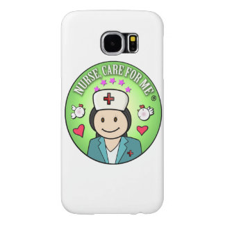 For Gift Caring Nurses: Nurse Care For Me Samsung Galaxy S6 Case