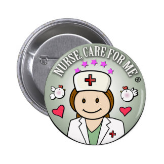 For Gifts Nurses Congregation Pinback Button