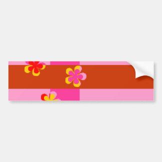 For girls bumper sticker