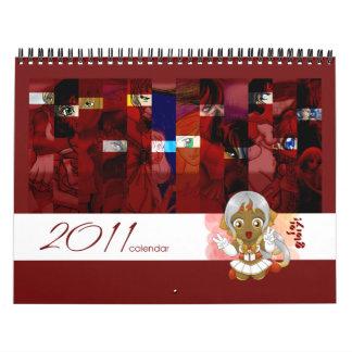 For Glory! 2011 Calendar