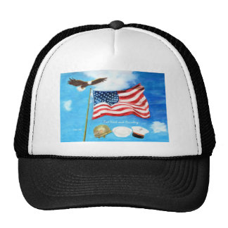 For God and Country Trucker Hat
