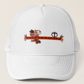 For God So Loved the World that He Gave His Son Trucker Hat