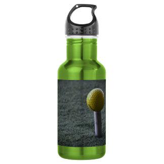 for Golfer Water Bottle