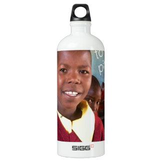 For Good Maasai Student SIGG Traveler 1.0L Water Bottle