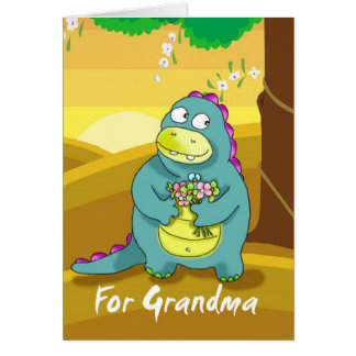 for grandma card