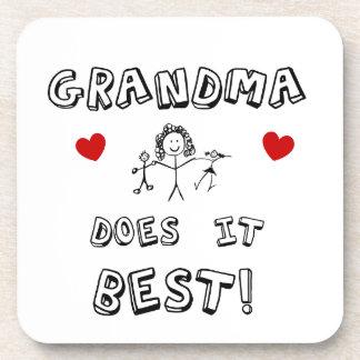 For Grandma or Grandchiild Coaster