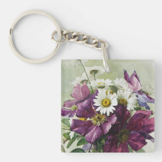 For Grandmother on Mother's Day Gift Keychains. Keychain