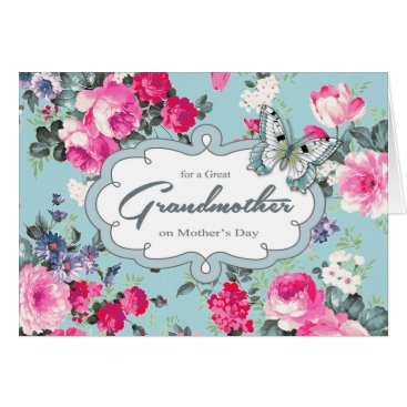artofmairin For Grandmother on Mother's Day Greeting Cards