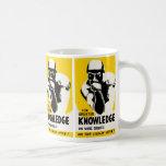 For Greater Knowledge Coffee Mug